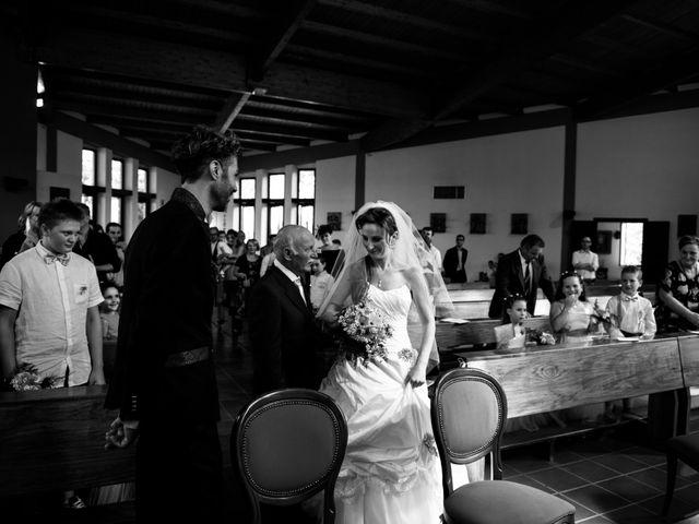 Il matrimonio di Simone e Elisa a Castellina in Chianti, Siena 41