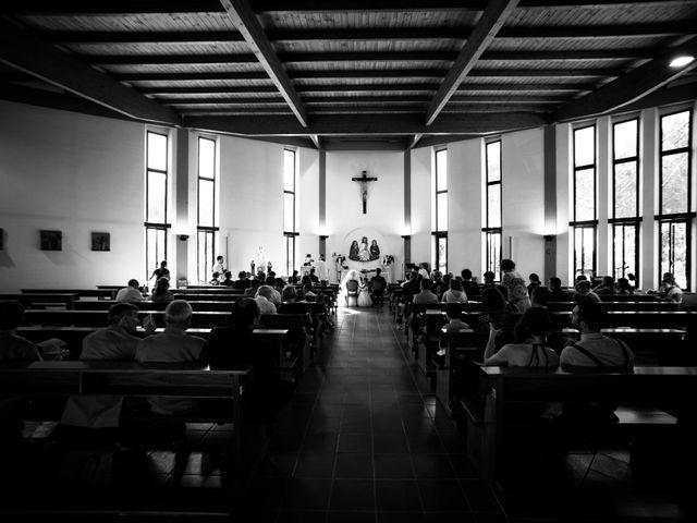 Il matrimonio di Simone e Elisa a Castellina in Chianti, Siena 43