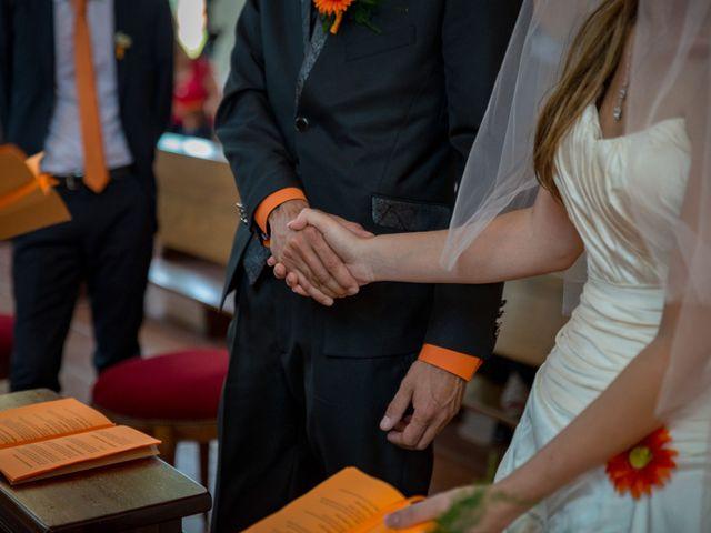 Il matrimonio di Simone e Elisa a Castellina in Chianti, Siena 46