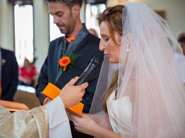 Il matrimonio di Simone e Elisa a Castellina in Chianti, Siena 48
