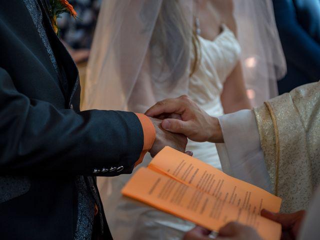 Il matrimonio di Simone e Elisa a Castellina in Chianti, Siena 49