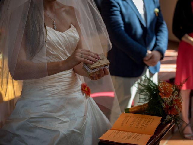 Il matrimonio di Simone e Elisa a Castellina in Chianti, Siena 50