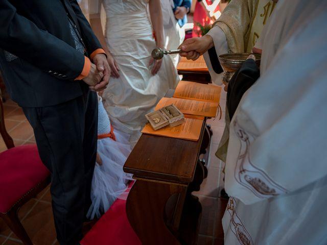 Il matrimonio di Simone e Elisa a Castellina in Chianti, Siena 51