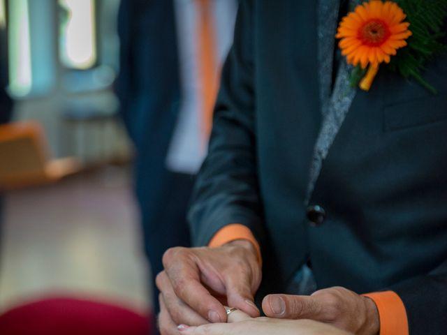Il matrimonio di Simone e Elisa a Castellina in Chianti, Siena 53