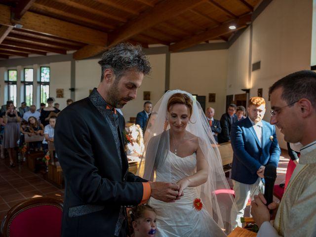 Il matrimonio di Simone e Elisa a Castellina in Chianti, Siena 54