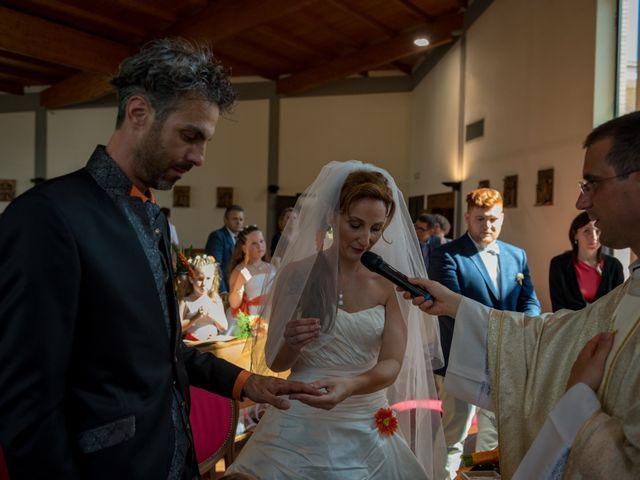 Il matrimonio di Simone e Elisa a Castellina in Chianti, Siena 55