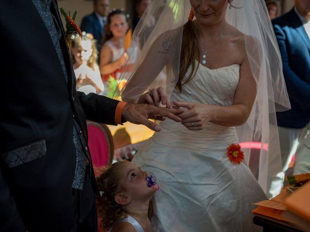 Il matrimonio di Simone e Elisa a Castellina in Chianti, Siena 56