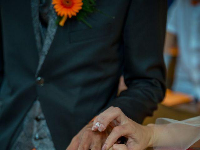 Il matrimonio di Simone e Elisa a Castellina in Chianti, Siena 57