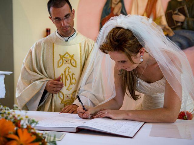 Il matrimonio di Simone e Elisa a Castellina in Chianti, Siena 58