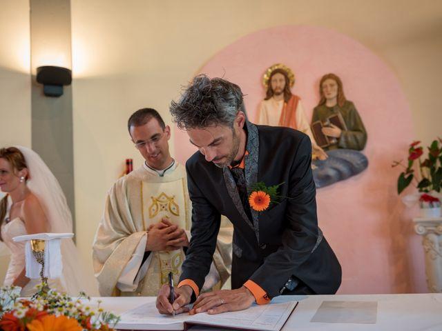 Il matrimonio di Simone e Elisa a Castellina in Chianti, Siena 61