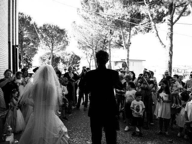 Il matrimonio di Simone e Elisa a Castellina in Chianti, Siena 64