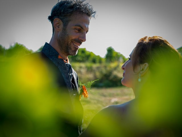 Il matrimonio di Simone e Elisa a Castellina in Chianti, Siena 65
