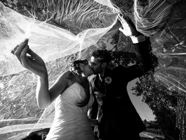 Il matrimonio di Simone e Elisa a Castellina in Chianti, Siena 69