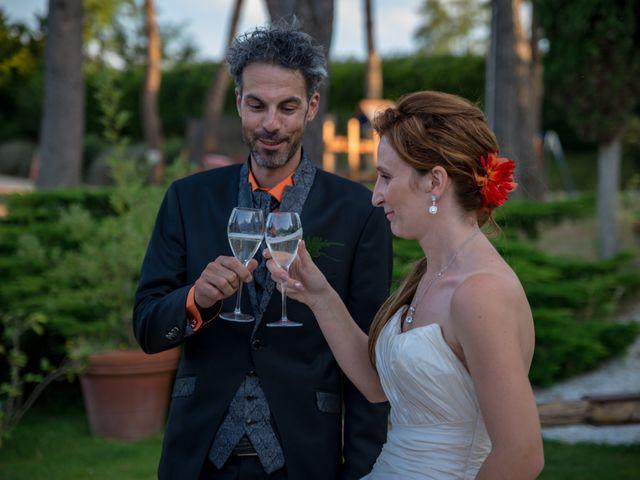 Il matrimonio di Simone e Elisa a Castellina in Chianti, Siena 72