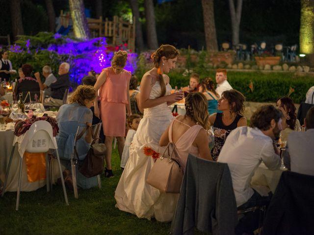 Il matrimonio di Simone e Elisa a Castellina in Chianti, Siena 89