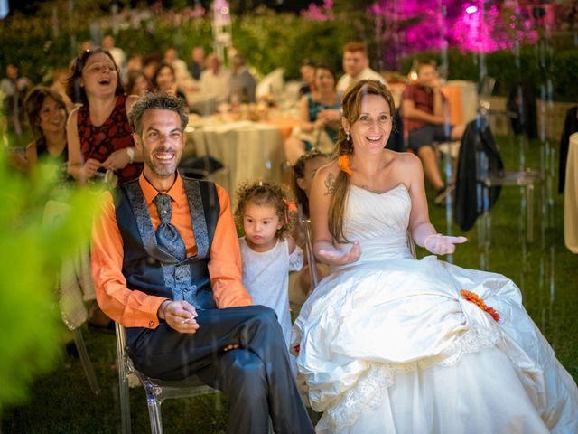 Il matrimonio di Simone e Elisa a Castellina in Chianti, Siena 95