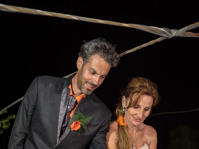 Il matrimonio di Simone e Elisa a Castellina in Chianti, Siena 100