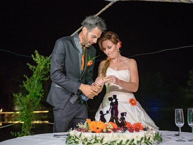 Il matrimonio di Simone e Elisa a Castellina in Chianti, Siena 101