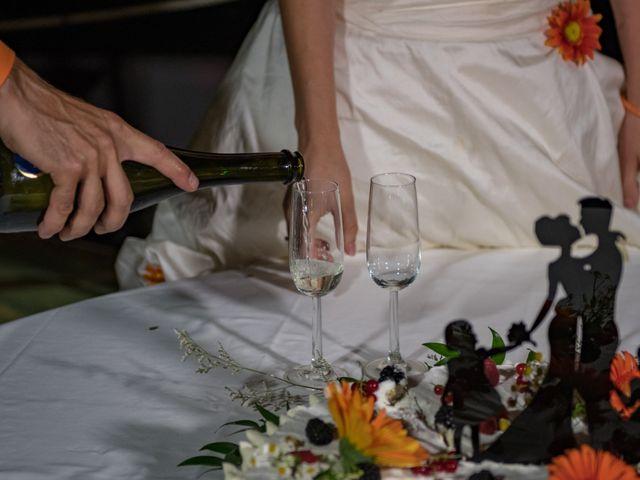 Il matrimonio di Simone e Elisa a Castellina in Chianti, Siena 103