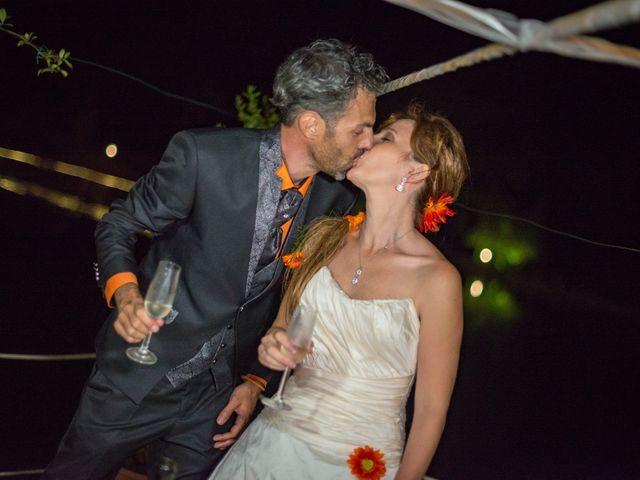 Il matrimonio di Simone e Elisa a Castellina in Chianti, Siena 104