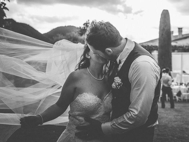 le nozze di Stefania e Manuel