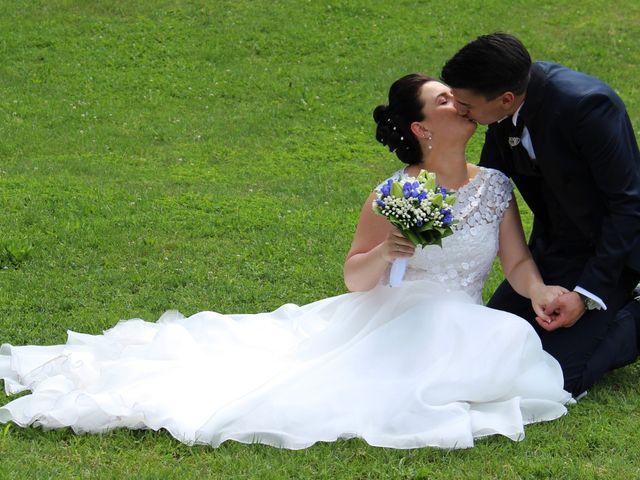 Il matrimonio di Marco e Elisa a Cerro Maggiore, Milano 3
