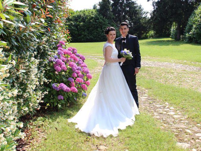 Il matrimonio di Marco e Elisa a Cerro Maggiore, Milano 4