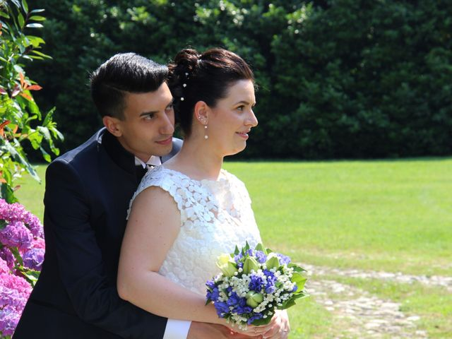 Il matrimonio di Marco e Elisa a Cerro Maggiore, Milano 1