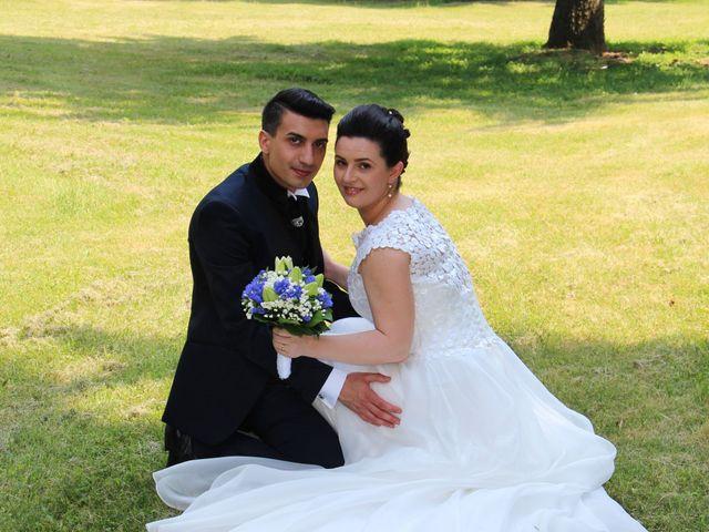 Il matrimonio di Marco e Elisa a Cerro Maggiore, Milano 5