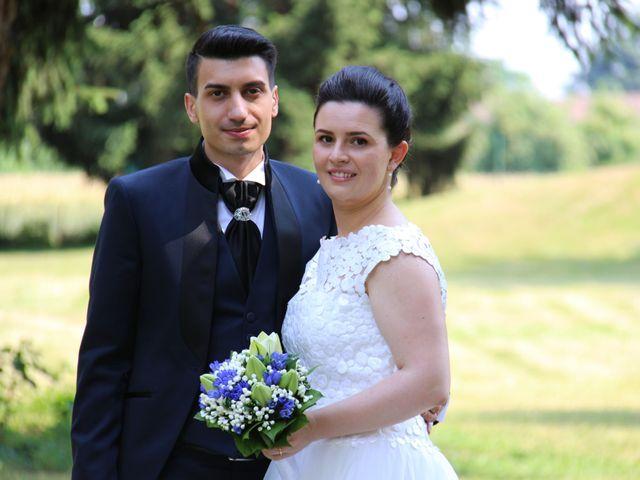 Il matrimonio di Marco e Elisa a Cerro Maggiore, Milano 6