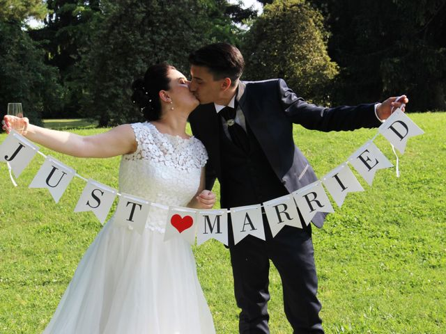 Il matrimonio di Marco e Elisa a Cerro Maggiore, Milano 2