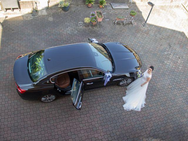 Il matrimonio di Marco e Elisa a Cerro Maggiore, Milano 14