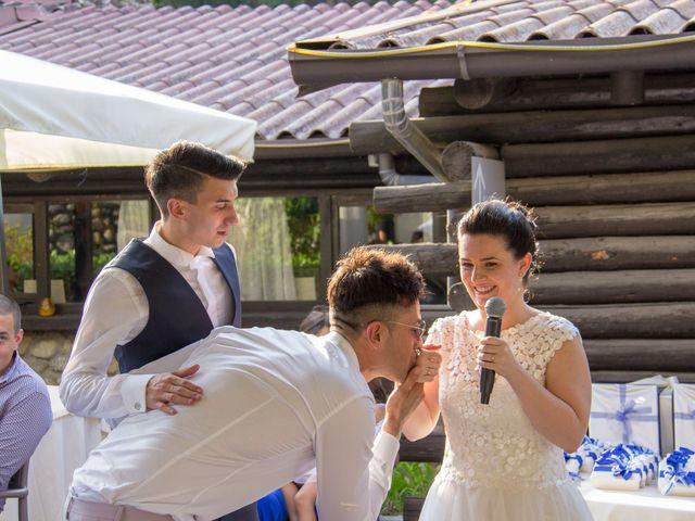 Il matrimonio di Marco e Elisa a Cerro Maggiore, Milano 20