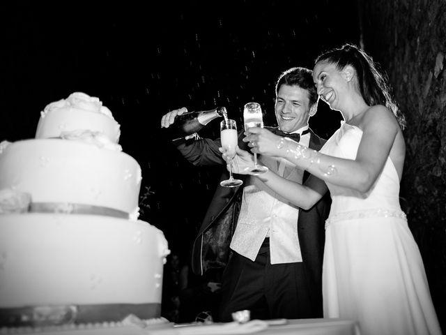 Le nozze di Alisée e Thomas