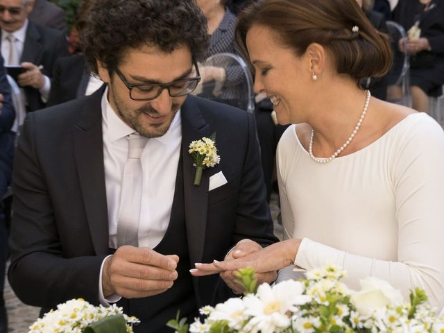 Il matrimonio di Sandro e Tereza a Città Sant'Angelo, Pescara 18