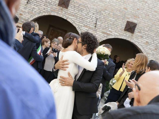 Il matrimonio di Sandro e Tereza a Città Sant'Angelo, Pescara 22