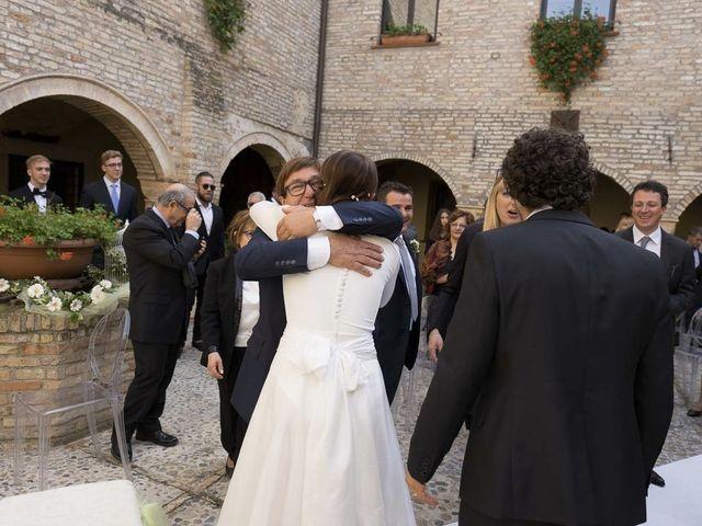 Il matrimonio di Sandro e Tereza a Città Sant'Angelo, Pescara 23