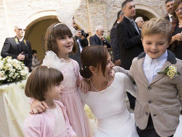 Il matrimonio di Sandro e Tereza a Città Sant'Angelo, Pescara 24