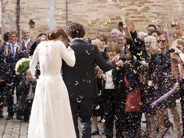 Il matrimonio di Sandro e Tereza a Città Sant'Angelo, Pescara 25