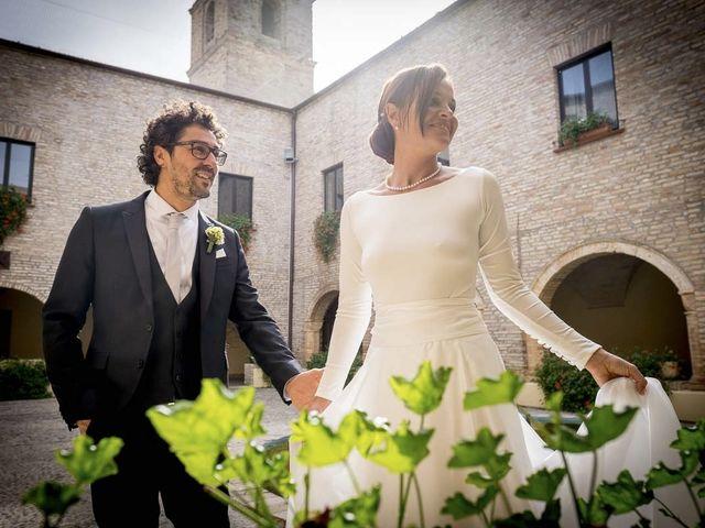 Il matrimonio di Sandro e Tereza a Città Sant'Angelo, Pescara 28
