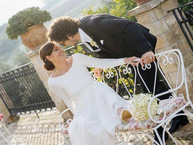Il matrimonio di Sandro e Tereza a Città Sant'Angelo, Pescara 36