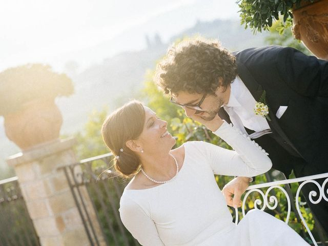 Il matrimonio di Sandro e Tereza a Città Sant'Angelo, Pescara 37