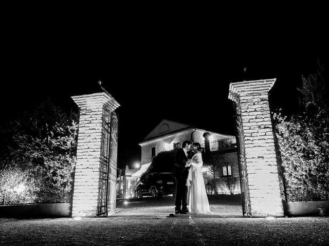 Il matrimonio di Sandro e Tereza a Città Sant'Angelo, Pescara 45