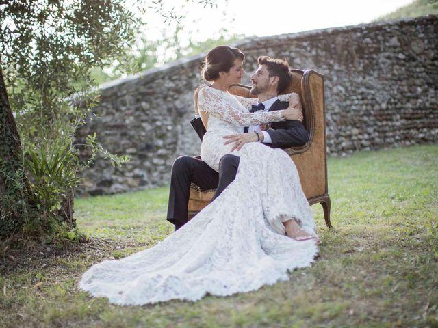 Le nozze di Lorenza e Alberto