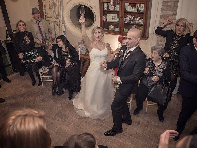 Il matrimonio di Marco e Debora a Cesenatico, Forlì-Cesena 71