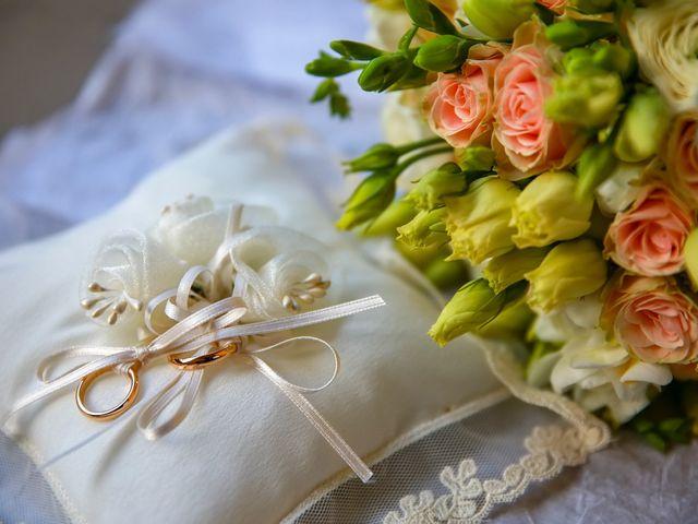 Il matrimonio di Dario e Anna a San Martino in Rio, Reggio Emilia 2