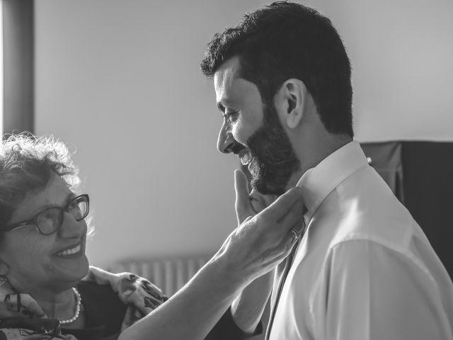 Il matrimonio di Dario e Anna a San Martino in Rio, Reggio Emilia 9