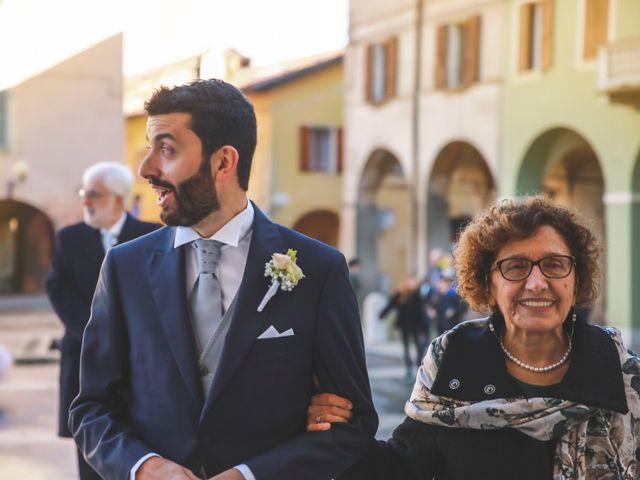 Il matrimonio di Dario e Anna a San Martino in Rio, Reggio Emilia 12