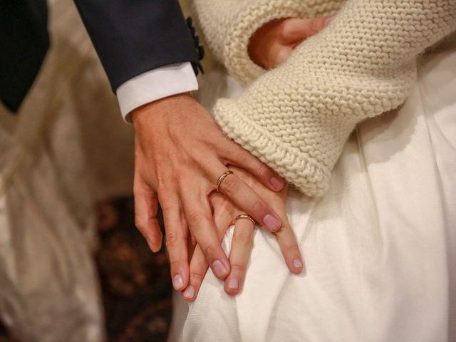 Il matrimonio di Dario e Anna a San Martino in Rio, Reggio Emilia 15
