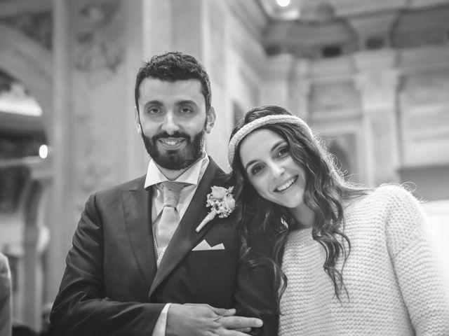 Il matrimonio di Dario e Anna a San Martino in Rio, Reggio Emilia 16